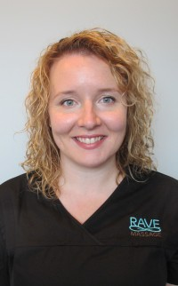 Véronique Warkentin - Rave Massage - Registered Massage Therapist Winnipeg, Manitoba
