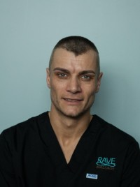 Darren Katz - Rave Massage - Registered Massage Therapist Winnipeg, Manitoba