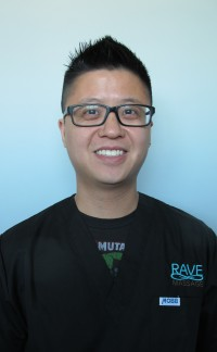 Joseph Ding - Rave Massage - Registered Massage Therapist Winnipeg, Manitoba