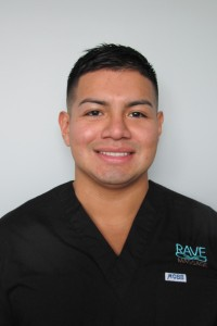 Victor Aguilar Barajas - Rave Massage - Registered Massage Therapist Winnipeg, Manitoba