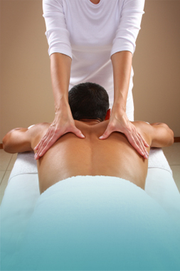 Receiving a Massage - Rave Massage - Massage Winnipeg, Manitoba