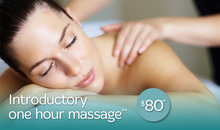 Introductory 1 Hour Massage